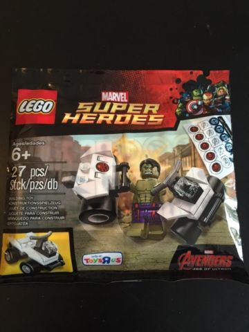 LEGO Marvel Super Heroes Avengers Hulk (5003048) Promo Now Live at ...