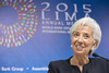 AM15 Press Briefing: IMF Managing Director Christine Lagarde