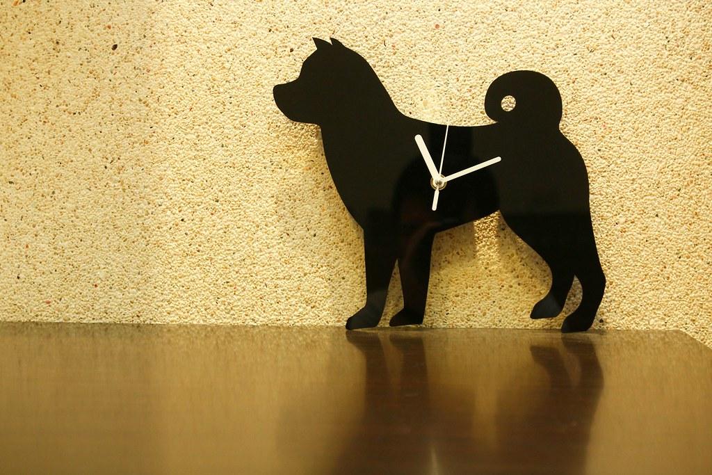 柴犬時鐘 (10)
