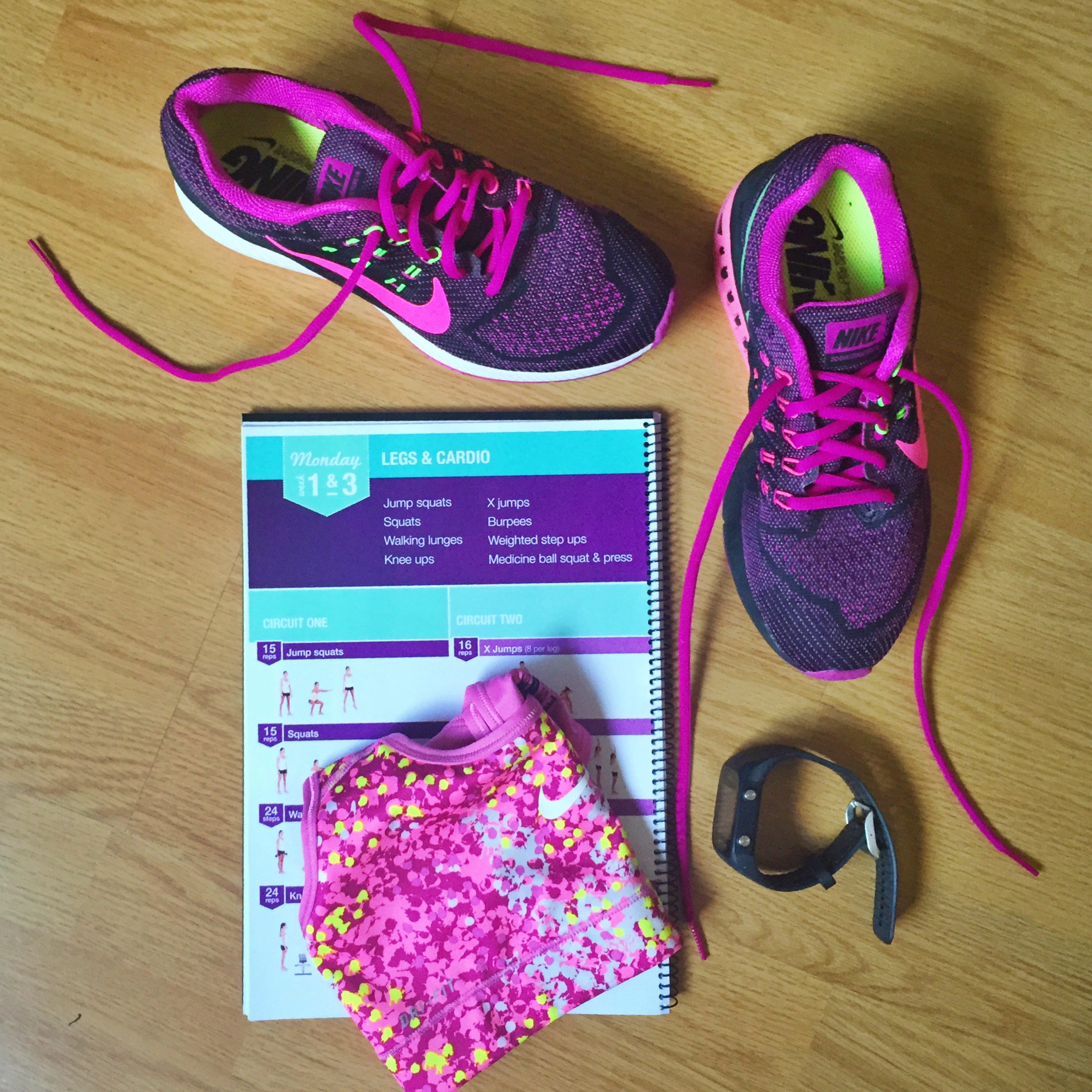 Kayla itsines week 3