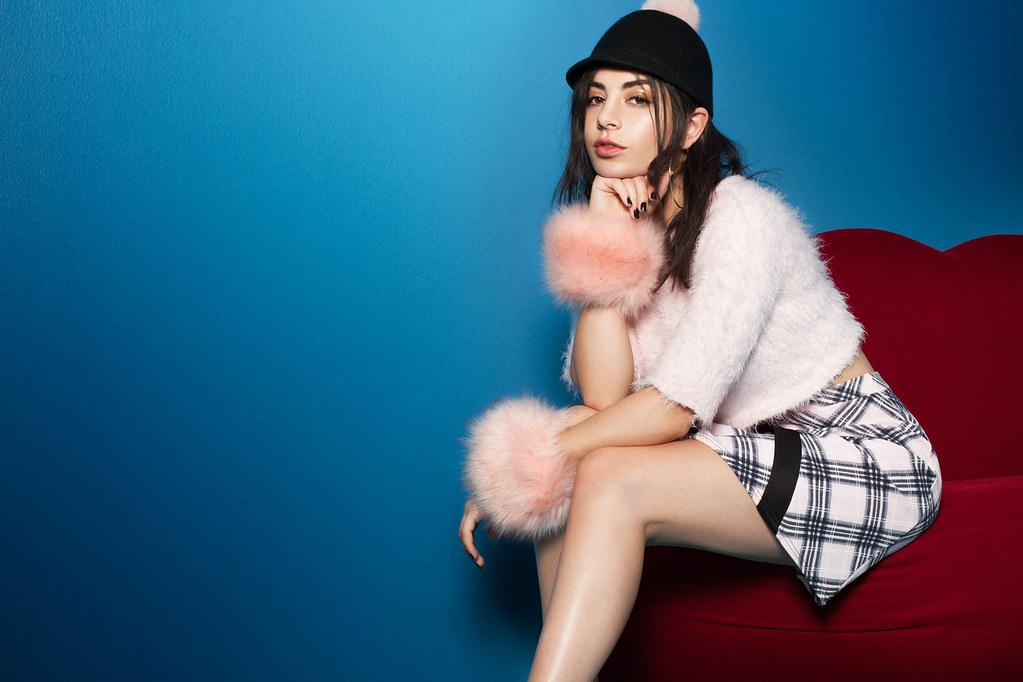 Charli XCX — Фотосессия для «Boohoo» 2015 – 16