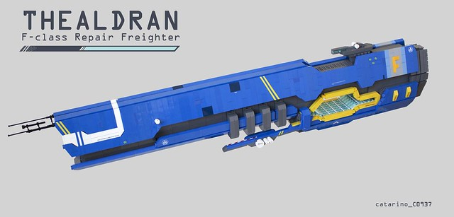 Thealdran Freighter