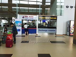 01 - Yangon Airport