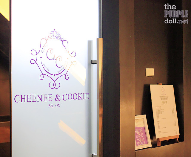 Cheenee & Cookie Salon