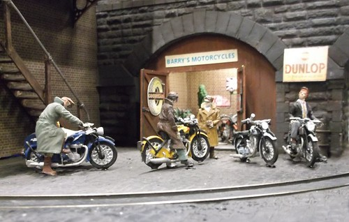 Barry's Motorcycles