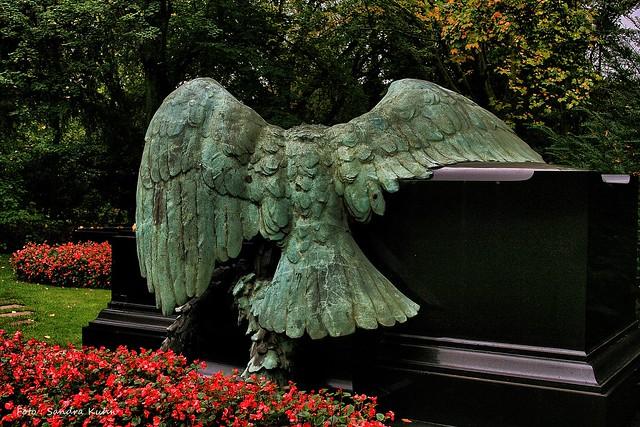 Friedhof Essen Bredeney