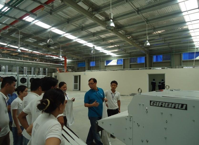 Laguna Laundry Department