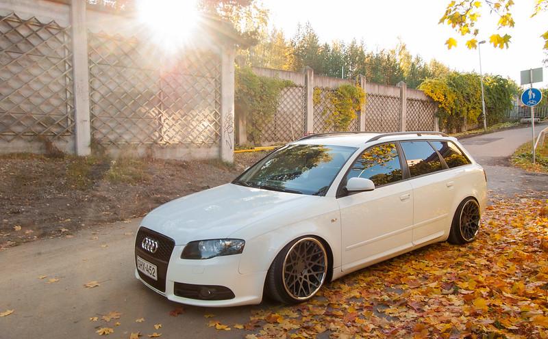 Zoml: Audi A4 B7 Avant //Mätäs Crew - Sivu 2 22034955365_1ce3c56acb_c