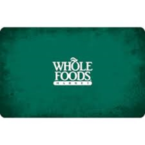 Picture of GiftCard Whole Foods $25.00