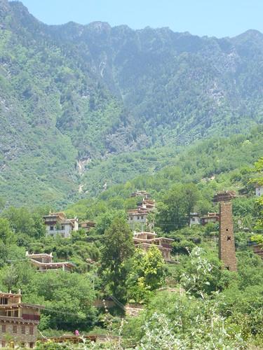 CH-Danba-Zhonglu-Village (6)