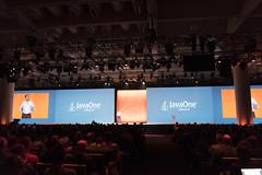 Georges Saab, Intel Keynote, JavaOne 2015 San Francisco