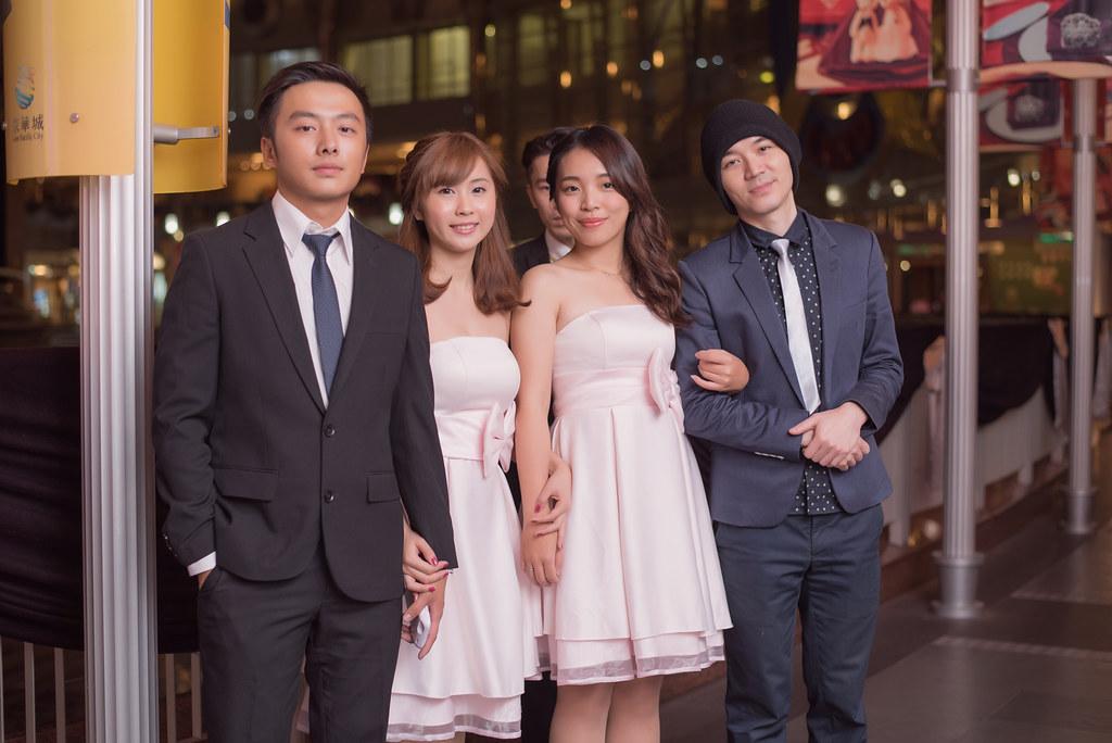 20151004京華城雅悅會館婚禮記錄 (461)