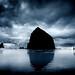 Haystack Rock by EdBob