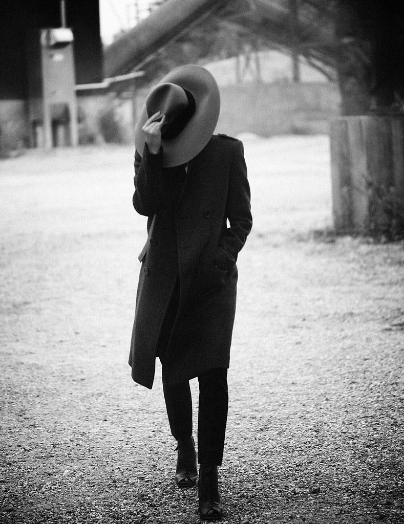 Виктория Бекхэм — Фотосессия для «Vogue» DE 2015 – 4