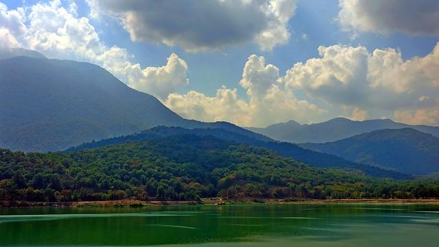Dam Of Kabodval - Iran