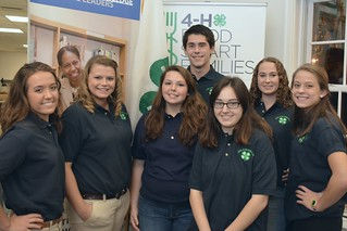 2015 Delaware 4-H Congress Delegation