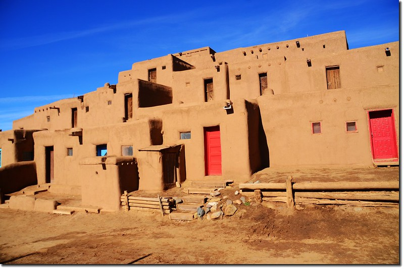 "Hlaumma"" at The North House, Taos Pueblo 4"