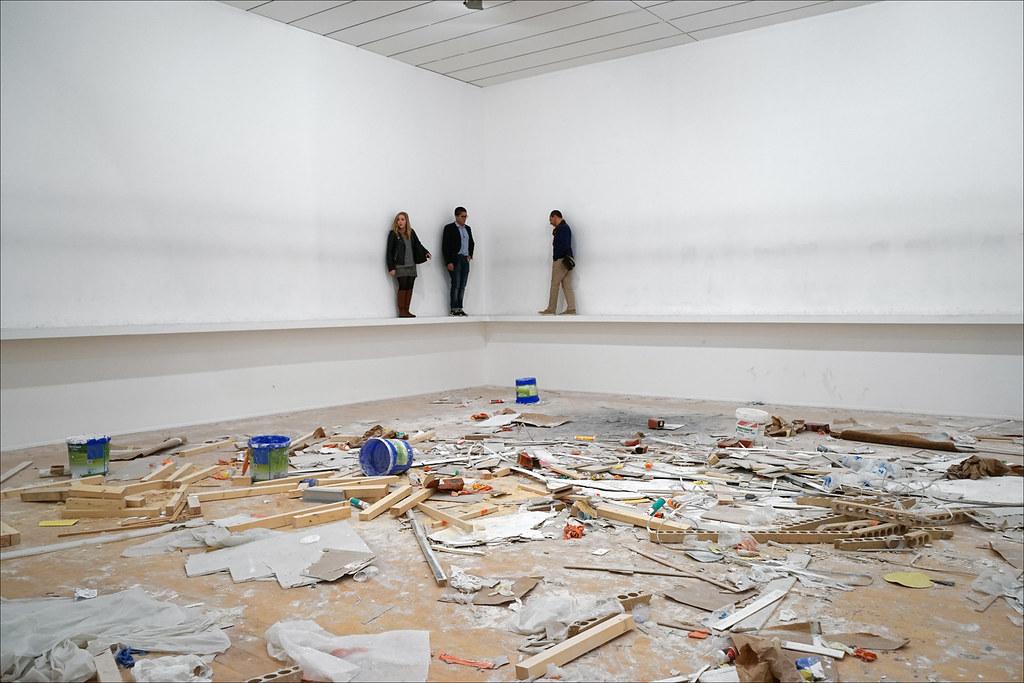 Musée d'art contemporain de Lyon : Border_Lyon de Lai Chih-Sheng (2015).