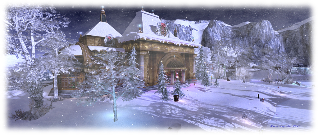 Calas Galadhon White Cristmas 2015; Inara Pey, December 2015, on Flickr