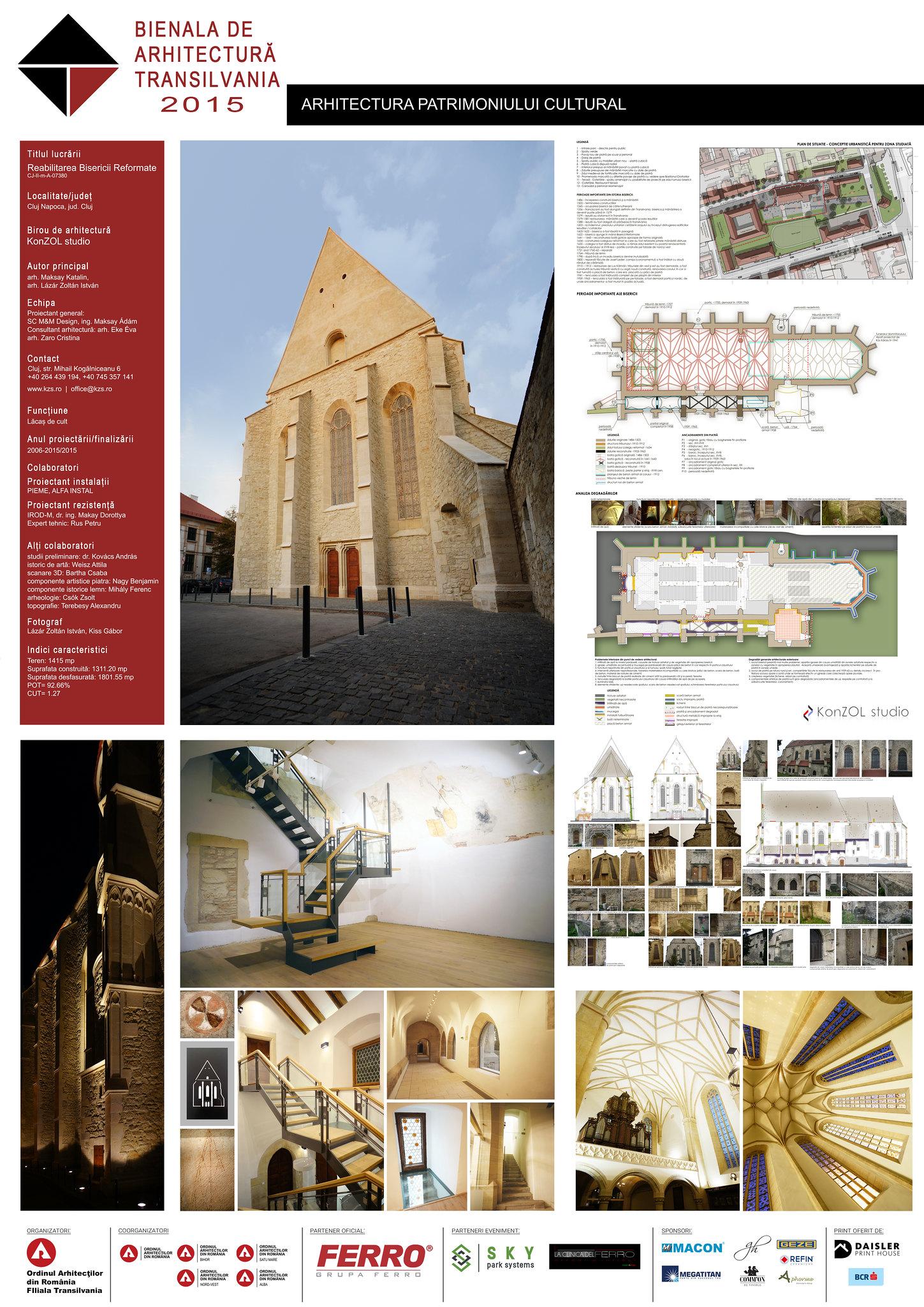 Arhitectura patrimoniului cultural