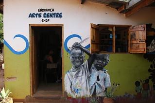 Soft Power Education's Amagezi Education Centre