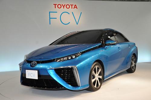 Back to the Future - Part II - Toyota Mirai - 1