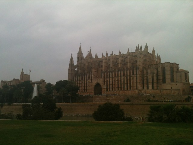 Mallorca with kids: fabulous even on a grey day