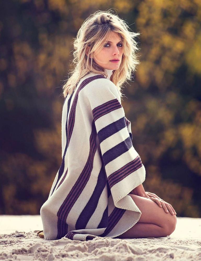 Мелани Лоран — Фотосессия для «Elle» FR 2015 – 11
