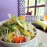 Salad at Top Carrot - Simpson Bay, St. Maarten
