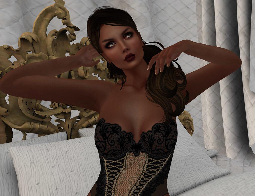 TST Creations lingerie, DeeTaleZ skin, Kalopsia decor