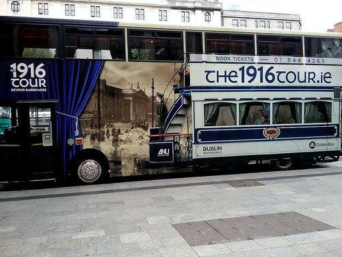 Dublino: 1916 tour
