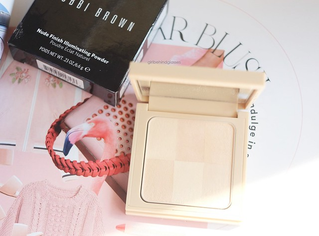Bobbi Brown Nude Finish Illuminating Powder2