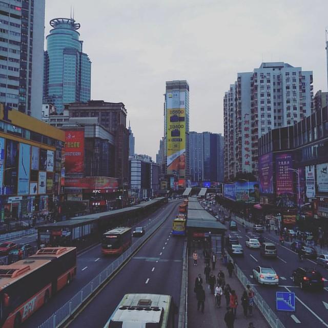 #廣冬 #Canton