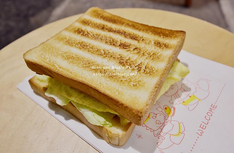 22部門專業碳烤吐司台中肉蛋吐司09
