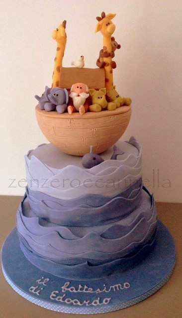 Cake by ZenzeroeCannella - L'Alberodimore