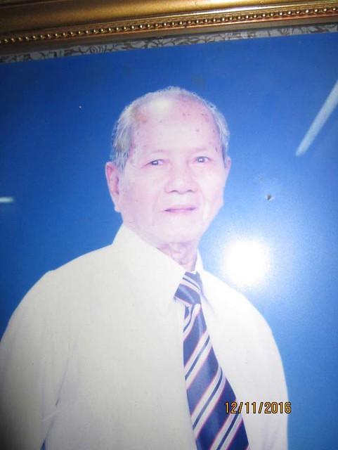 Tin buồn: Thân phụ Chị Anna Thiên Giao đã qua đời