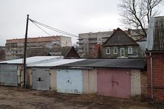 Garāžas un privātmāju un daudzstāvu daudzdzīvokļu ēku apbūve, 23.02.2014.
