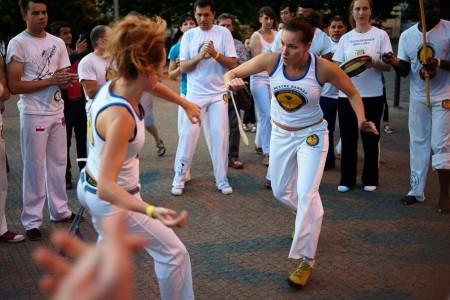 Capoeira- tanec nebo bojové umění?