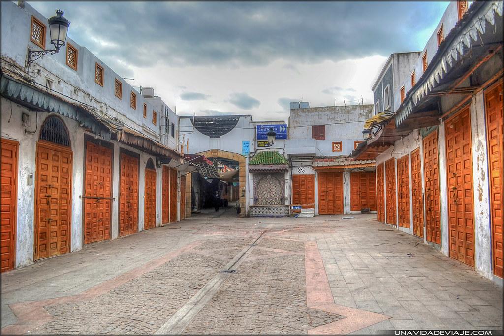 Rabat Rue Consuls