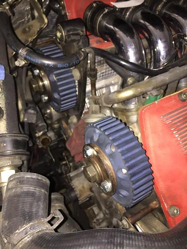 ALFA TIMING BELT 1981-93 GTV6 MILANO 164 12V DAYCO