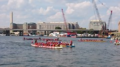 DC Dragon Boat Regatta, 29 August