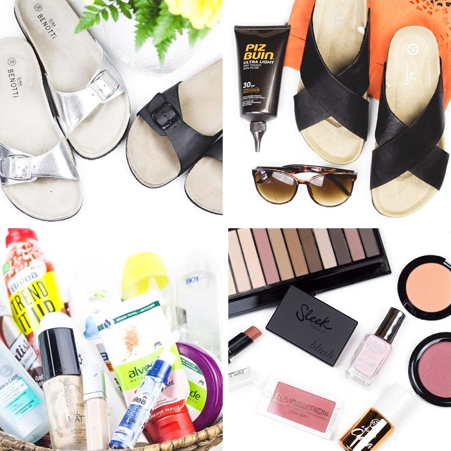 Instagram, Monatsrückblick August, Birkenstock, Birkenstocks Ernstings Family, birkenstocks look alikes, kosmetik4less Bestellung, Aufgebraucht Juni, Aufgebraucht August, C&A 50 % reduzierte Ware, Piz Buin Ultra Light Dry Touch Sun Fluid, Clockhouse Birkenstocks