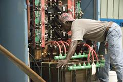 DC Field Power Supply Upgrade