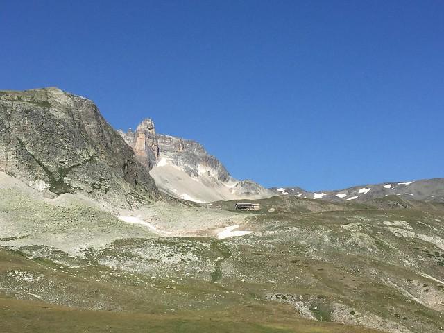 GR5 refuge du Mont Thabor