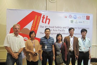 ILRI-supported symposium on food safety, zoonoses and Ecohealth