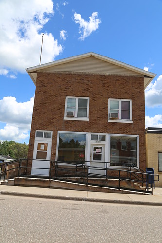 Ogema Wisconsin, Post Office, 54459, Price County WI