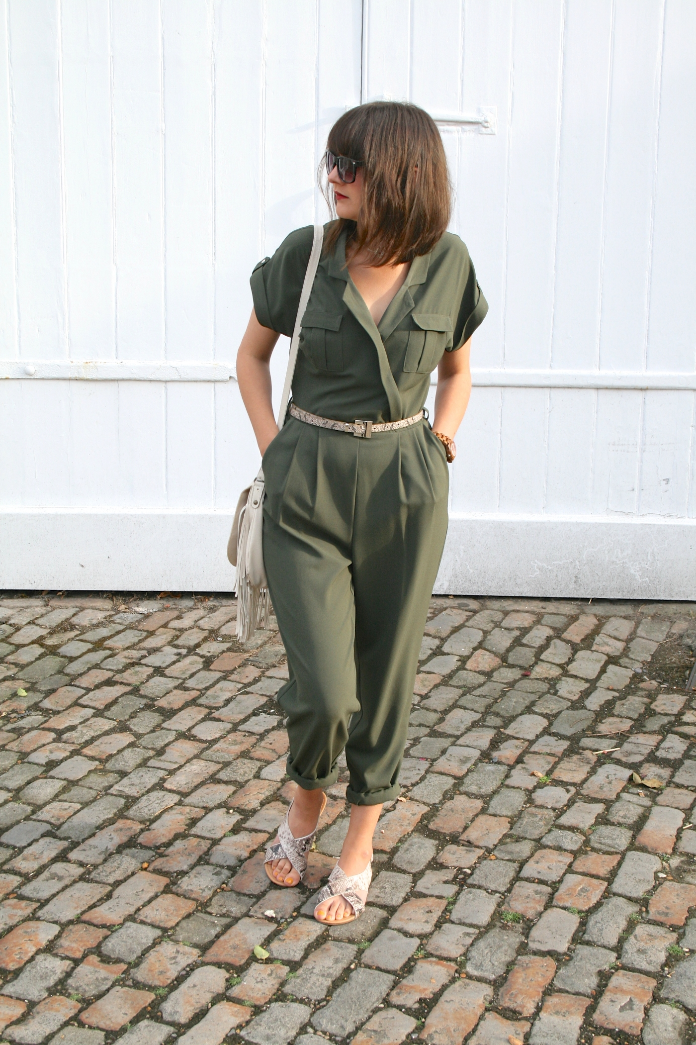 Primark military jumpsuit