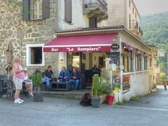 Le Sampiero Bar_Bastelica_Corsica_Sep15