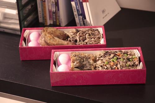 送彌月禮盒~老師群的最愛,內行人才知道的台中蔡記油飯 (13)