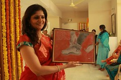 Devaniya Dance School at Santhome ~ Inaugration